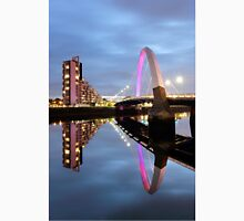 Glasgow Clyde Arc Bridge Unisex T-Shirt