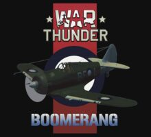 War Thunder Boomerang by Mil Merchant