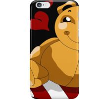 Love Teddy Bear iPhone Case/Skin