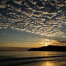 Noosa sunrise by Brent Randall