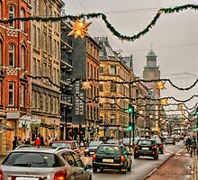 It's beginning to look a lot like Christmas by © Kira Bodensted