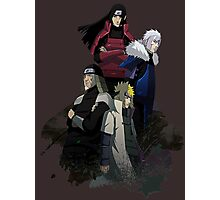 Leaders of the Hidden Leaf Photographic Print