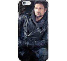 MANU BENNETT iPhone Case/Skin