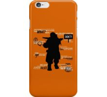 Dragon Age - Varric (and Bianca) iPhone Case/Skin
