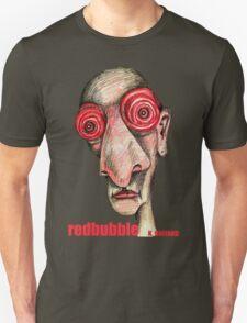 Insomniac w. redbubble logo T-Shirt