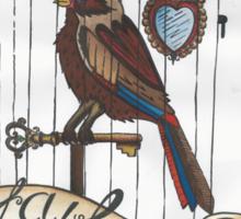 Jailbird Sticker