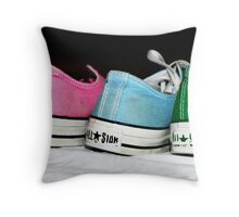 the all-star 3 Throw Pillow