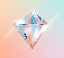 Diamond // Shards series by NielsEric