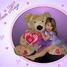 Bear Hug by cheerishables