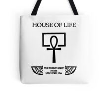 House of Life, New York Nome Tote Bag