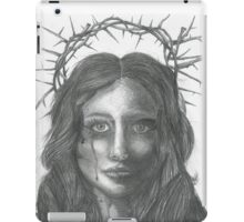 Crown of thorns iPad Case/Skin