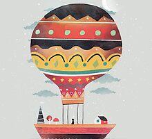 Fly me to the Moon by Dan Elijah Fajardo
