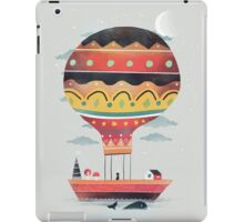 Fly me to the Moon iPad Case/Skin