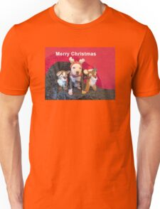 Mee Mee The Blue Nosed Reindeer Unisex T-Shirt