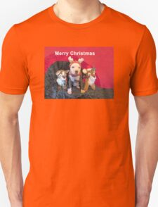 Mee Mee The Blue Nosed Reindeer T-Shirt