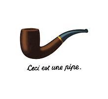Ceci Est Une Pipe by tobiasfonseca