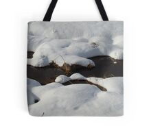 Winter scene #2 Tote Bag
