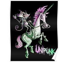 Unipunk Poster