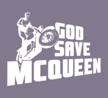 God Save McQueen Kids Clothes