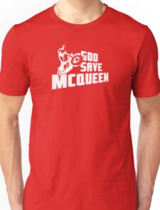 God Save McQueen Unisex T-Shirt