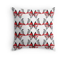 fly or sail Throw Pillow