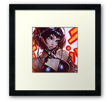 Digital Framed Print