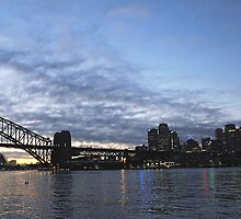 Sydney Slumbers, Sydney Australia by Philip Johnson