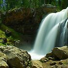 Crawfish Falls by David Halter
