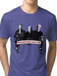 Blondes Have More Fun Tri-blend T-Shirt