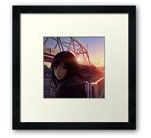 Ichigao Framed Print