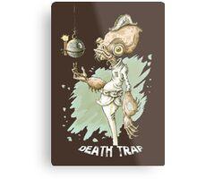 Death Trap Metal Print