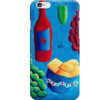 Cheese and Wine  iPhone Case/Skin