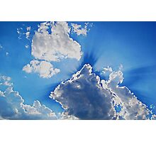 Look Up Photographic Print