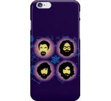 The Big Beards Theory iPhone Case/Skin