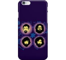 The Big Beards Theory iPhone Case/Skin