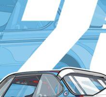 BMW - 3.0 CSL GROUP 2 Sticker