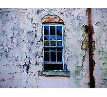 Window to the... Photographic Print