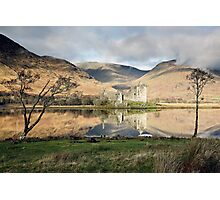 Kilchurn Castle Photographic Print