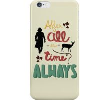 Always - Harry Potter (Light) iPhone Case/Skin