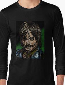 Daryl Dixon Long Sleeve T-Shirt