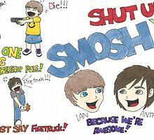 Smosh by Oops-Destiel
