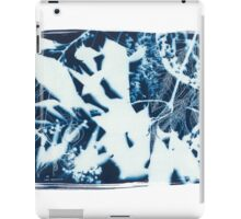 Forest Blueprint 3 iPad Case/Skin