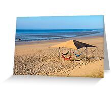Low tide at Eco Beach, Western Australia Greeting Card