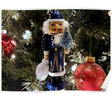 NUTCRACKER ORNAMENT   ^ Poster