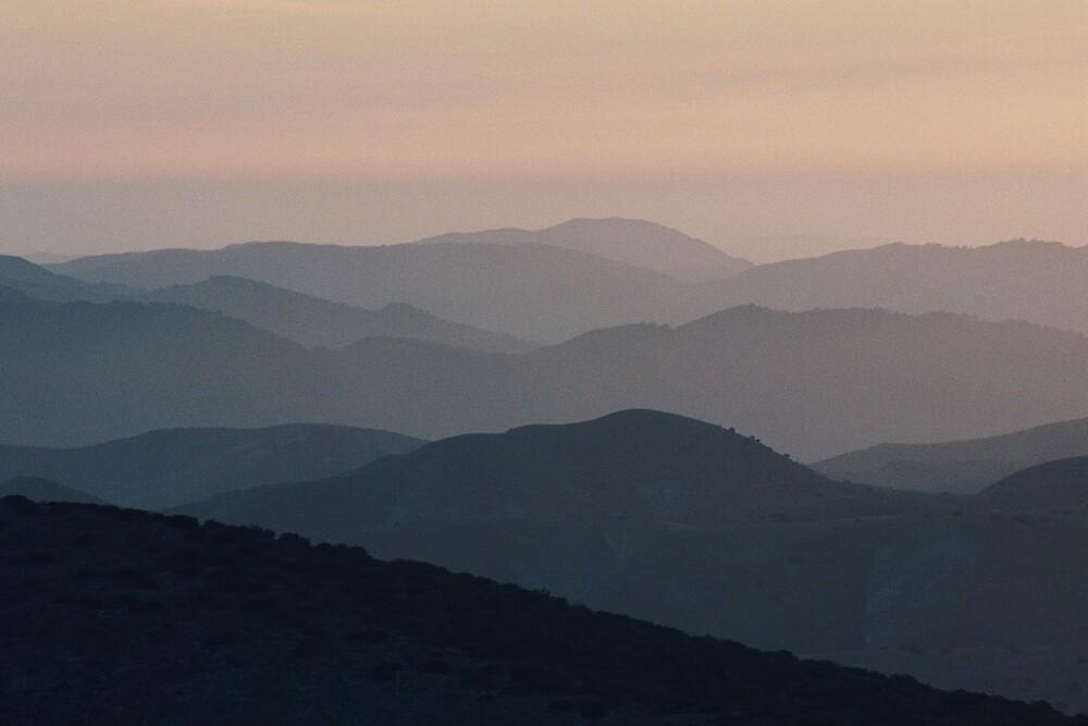 Caliente ridge by David Chesluk