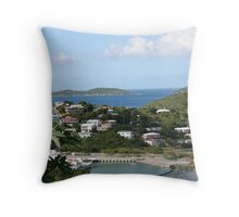 St, Johns Throw Pillow