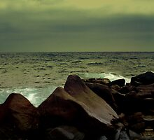 Nowhere by D. Shihab