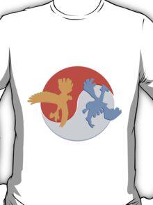 Lugia /  Ho-Oh T-Shirt