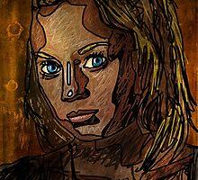 Beth Greene by mikebone