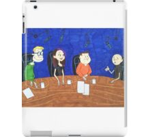 The Ricky Gervais show special guest iPad Case/Skin